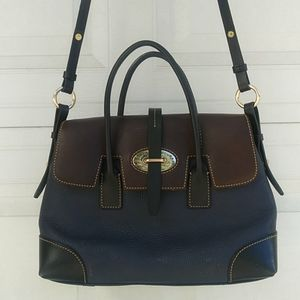 Dooney and Bourke Leather Crossbody Bag